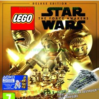 PS4 LEGO Star Wars: The Force Awakens Deluxe Ed (Includ Toy+DLC) R2