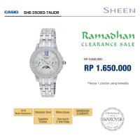 Casio Sheen SHE-3506D-7AUDR