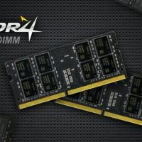 Memory Ram Laptop Team Elite SO-DIMM SODIMM DDR4 PC19200 4GB 2400Mhz