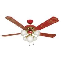 harga Uchida CF111 Ceiling Fan / Kipas Angin Plafon Dengan Lampu Hias - Mera Tokopedia.com