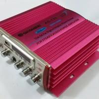 Acoustic AC-131 2-Channel Karaoke Audio Power Amplifier - Music Player