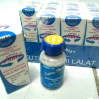 swiss paris lotion / obat kutil / obat mata ikan
