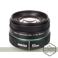 Pentax Smc DA 50mm F / 1.8 (Pentax Ricoh Indonesia)
