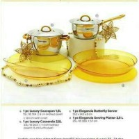 luxury cookware tupperware activity juni 2016
