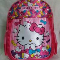 Jual Tas Ransel Anak SD Hello Kitty TRS60HK Murah