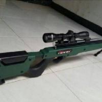 harga senapan angin Sharp River AWP Magnum Hijau Tokopedia.com