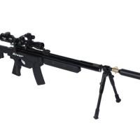 harga senapan angin Sharp River AK Hitam + Tele Bushnell Tokopedia.com