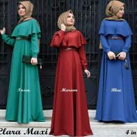 clara hijab  + belt