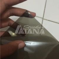 Jual Vinyl Color Hitam Terang Tembus (Light Black Transparent) Scotlite Murah