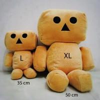 harga Boneka Danbo Coklat XL Tokopedia.com