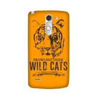Casing HP Tiger Macan LG G3/G4 Stylus Compact Custom Handphone Hewan