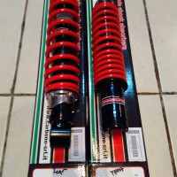 harga Shock Carbone Vespa LX, LXV, S, ET4 Tokopedia.com