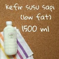 harga KEFIR SUSU SAPI (LOW FAT)  1500 ml Tokopedia.com