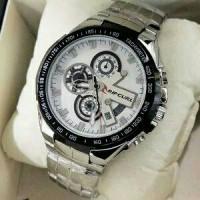 Jam tangan pria Ripcurl Chronograph Rantai KW SUper