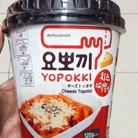 harga Yoppoki Cheese Sauce Rice Cake (Toppoki Cheese) Tokopedia.com