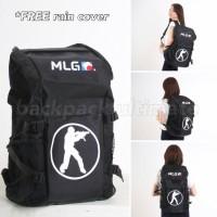 Tas Gaming Bag Backpack Ultimate CSGO MLG