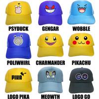 topi pokemon go face polyflex printing
