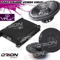 PAKET AUDIO Venom VIRUS [Orion Car Audio]