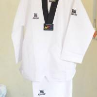 Baju Seragam Dobok Taekwondo Kwon Fighter Bukan Moks