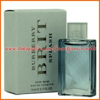 Parfum Original Burberry Brit Splash For Him (Miniatur)