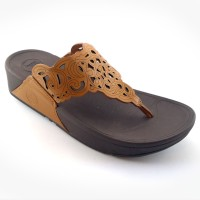Fitflop Sandal Flora - Coklat