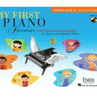 Lesson book B My First Piano Adventure