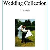 Buku Viola dan Cello Wedding Collection