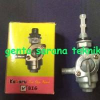 Fuel cock Kran Keran Bensin Spare Parts Mesin / Genset tipe GX 160