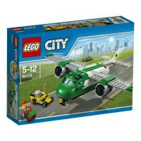 Lego City 60101 - Airport Cargo Plane