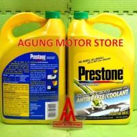 Air Radiator / Coolant PRESTONE Hijau (3,78L)