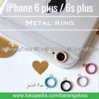 Jual Ring Camera Iphone 6 plus /6S Plus / Pelindung Kamera / Lens Protector Murah