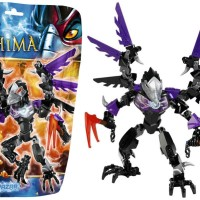 LEGO Legends of Chima -70205 CHI Razar Set Building Animal Warrior Toy
