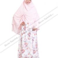 Tabitha Khimar Syaheera - Kerudung Jilbab Ceruty Instan Hijab Ceruti