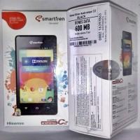 smartfren andromax c2 new 5mp+1,3mp (putih) +kartu 600mb