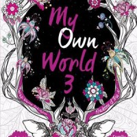 Jual Coloring Book For Adults My Own World Jual Coloring Book For
