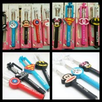 harga TONGSIS (Tongkat Narsis) Kitty Mickey Batman Superman Doraemon Adidas Tokopedia.com