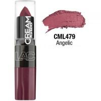 LA Colors Moisture Cream Lipstick Angelic