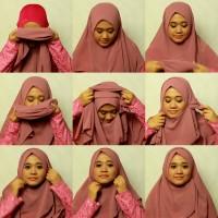 Kerudung SELIN, jilbab instant