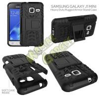 Jual Stand Case Heavy Duty Rugged Armor Samsung Galaxy J1 Mini Murah