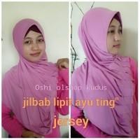 "Jilbab Instan Lipit Ayu Ting"" Jersey"