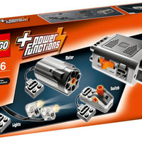 LEGO 8293 TECHNIC : POWER FUNCTIONS MOTOR SET