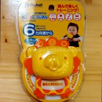 harga Gigitan Bayi Richell Teether Lion / Mainan Rattle Tokopedia.com