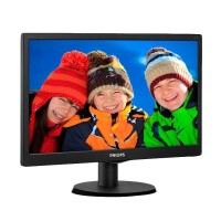 "Monitor LED Philips 16"" 163V5L"