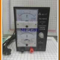 harga POWER SUPPLY ANALOG 1501A Mel-V/ALAT SERVICE Tokopedia.com