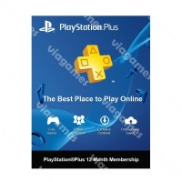 Playstation Network Plus Membership 12 Months (Asia/Indonesia)
