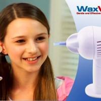 Pembersih kotoran telinga ear vacuum cleaner seperti dokter tht asli