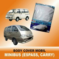 Body Cover/Sarung Mobil Mini Busa(Espass/Carry)