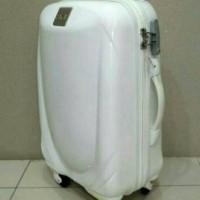 harga READY STOCK Baru Original Koper SK-II Luggage Putih Troler Cabin 20