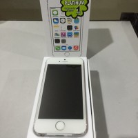 IPHONE 5S 16GB SILVER WHITE