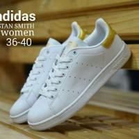 TERBARU ! Sepatu Wanita Sneakers Trendy Adidas Stan Smith